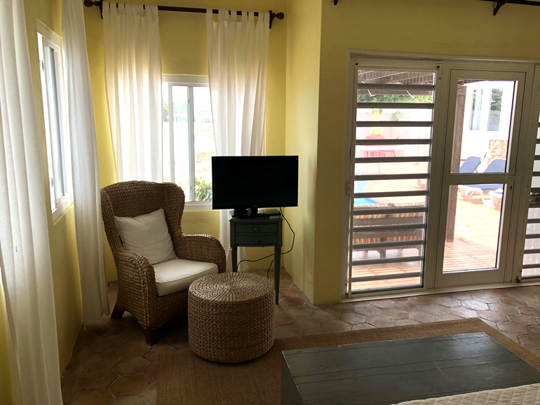 Vacation Villa Rental in St. Maarten