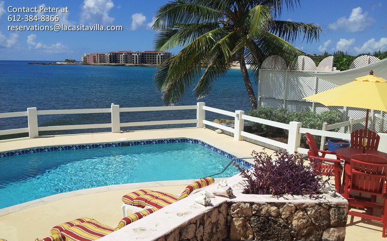 La Casita - St. Marteen Vacation Villa Rental